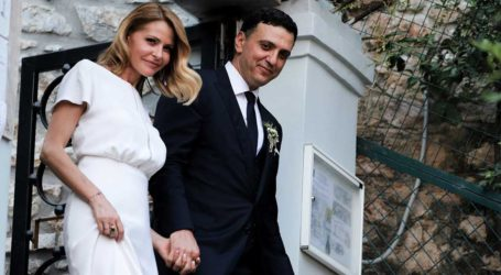 Τζένη Μπαλατσινού: Η τρυφερή ανάρτηση για την πρώτη επέτειο γάμου της με τον Βασίλη Κικίλια