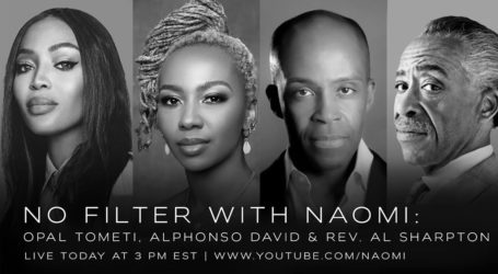 Naomi Campbell: Το νέο επεισόδιο του «No Filter With Naomi» είναι αφιερωμένο στο Black Lives Matter