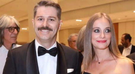 Αλέξανδρος Μπουρδούμης – Λένα Δροσάκη: Παντρεύτηκαν λίγο πριν υποδεχτούν το πρώτο τους παιδάκι