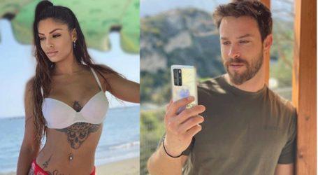 Στέφανος Μιχαήλ: Επιβεβαίωσε τη σχέση του με την Νάταλι Κάτερ με μία φωτογραφία