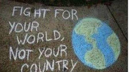 Όλοι στον αγώνα για δικαιοσύνη και ειρήνη