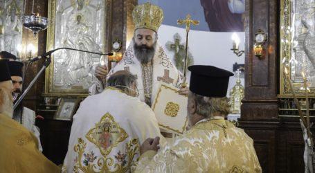Mισό αιώνα μετά στον αρχαιότερο ελληνοορθόδοξο Ναό Αυστραλίας ο Αρχιεπίσκοπος Μακάριος