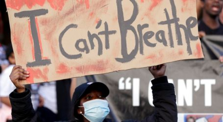 Νέο κύμα διαδηλώσεων για τον Τζορτζ Φλόιντ