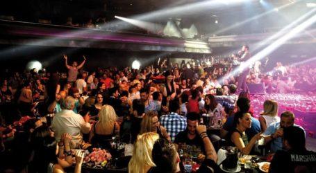 Σηκώνουν ρολά κέντρα διασκέδασης και night clubs