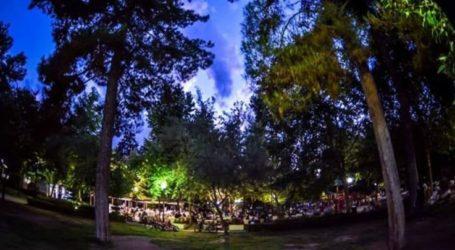 Λάρισα: Μεθυσμένος ξεσήκωσε το πάρκο του Αγίου Αντωνίου – Επεισόδιο με θαμώνες του αναψυκτηρίου