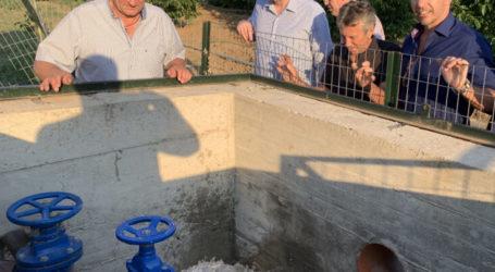 Λύθηκε το υδρευτικό πρόβλημα του οικισμού Αμούρι Ελασσόνας