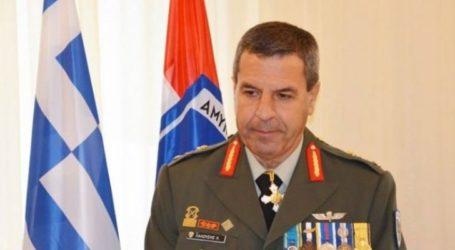 Σε στρατιωτικές μονάδες της Μαγνησίας ο αρχηγός ΓΕΣ