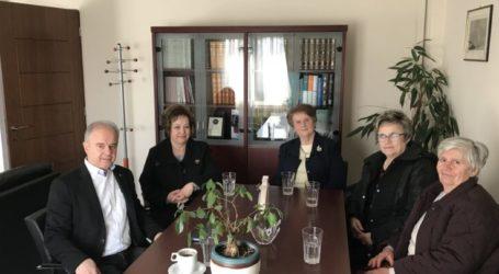 Συνάντηση Δημάρχου Τεμπών με τον Σύλλογο Γυναικών Ραψάνης