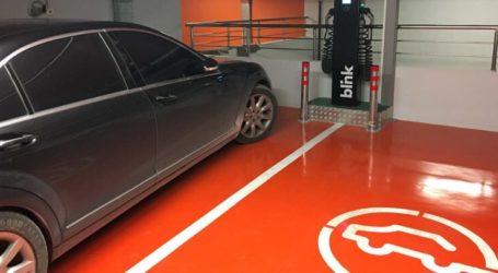 Ο πρώτος φορτιστής ηλεκτρικών αυτοκινήτων τοποθετήθηκε ήδη στη Λάρισα – Δείτε φωτογραφίες