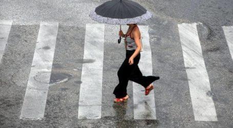 Καιρός: Βροχές και ζέστη θα επικρατήσουν στη Μαγνησία [χάρτης]