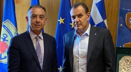 Συνεργασία Χρήστου Κέλλα με τον Υπουργό Εθνικής Άμυνας