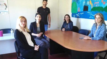 Δράση συνεργασίας της ψυχολόγου του Κέντρου Κοινότητας Φαρσάλων με το παράρτημα Ρομά