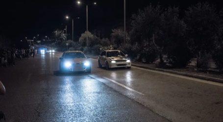 """Οι κόντρες με τα αυτοκίνητα έφεραν συλλήψεις για Λαρισαίους – Μετέτρεψαν σε """"ράλι"""" τον δρόμο Λάρισας – Τρικάλων"""