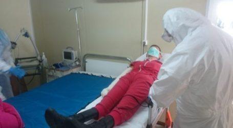 Κορωνοϊός: Εξιτήριο από το Πανεπιστημιακό Νοσοκομείο Λάρισας για γιαγιά και εγγονό