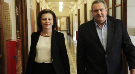Στήριξη Χρυσοβελώνη σε Καμμένο – Τζούλη για την αποκάλυψη των «Παραπολιτικών»