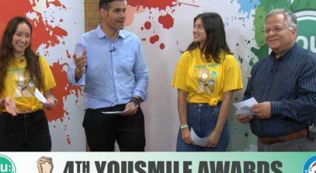 Πανελλήνιο πρώτο βραβείο στα YourSmile Awards για το 4ο Γυμνάσιο Βόλου
