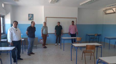 Σε πλήρη ετοιμότητα ο Δήμος Φαρσάλων για την ομαλή διεξαγωγή των Πανελλαδικών Εξετάσεων
