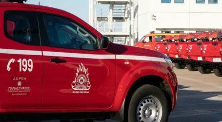 Αυτό είναι το νέο πυροσβεστικό όχημα που έρχεται στο Πήλιο, δωρεά της «Παπαστράτος» – Δείτε εικόνες