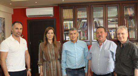 Παρεμβάσεις βελτίωσης του δρόμου Συκαμινέα – Ροδιά από την Περιφέρεια Θεσσαλίας