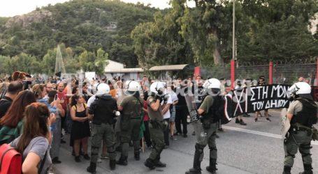 Τώρα: Στην ΑΓΕΤ η πορεία των διαδηλωτών- Ισχυρές αστυνομικές δυνάμεις [Εικόνες]