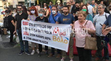 Η δημοτική παράταξη του ΣΥΡΙΖΑ συμμετείχε στην πορεία κατά της ΑΓΕΤ