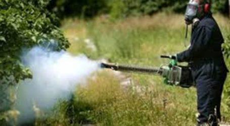 Ψεκασμοί για την καταπολέμηση των κουνουπιών στο Δήμο Ελασσόνας