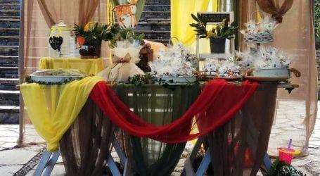 Bridal Garden: Παραμυθένιοι στολισμοί βαπτίσεων