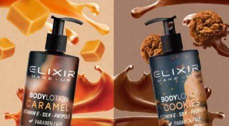 Γνωρίστε τα νέα body lotion της Elixir στα καλλυντικά Οντόπουλος