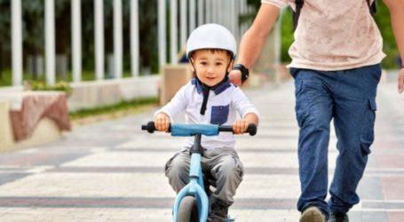 Υιοί Μιλτιάδη Πολύζου: Ποδήλατο, το πιο όμορφο δώρο