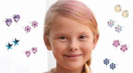 Κοσμηματοπωλείο  Χρυσόλιθος: Το ασφαλέστερο τρύπημα αυτιών για παιδιά