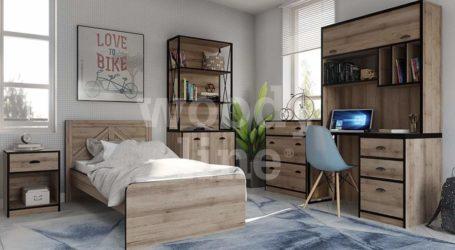 Έπιπλο Αϊβαζόγλου: Με την Woodyline σχεδιάστε το εφηβικό δωμάτιο των παιδιών σας