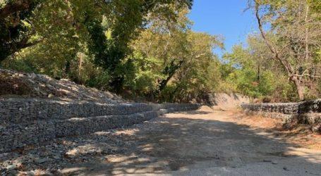 Αντιπλημμυρικά έργα ύψους 2,7 εκατ. ευρώ στο Δήμο Αγιάς από την Περιφέρεια Θεσσαλίας