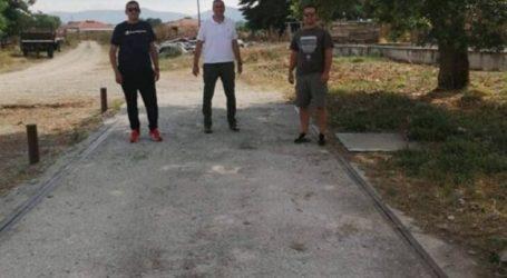 Αποκαταστάθηκε η λειτουργία της γεφυροπλάστιγγας στη Ροδιά
