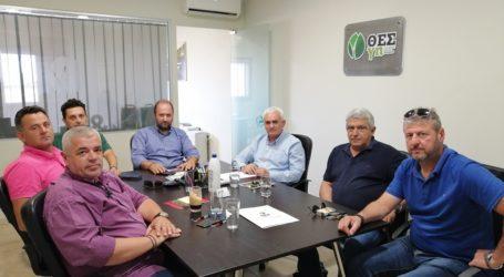 Ενημερωτική καμπάνια ΣΥΡΙΖΑ Προοδευτική Συμμαχία Λάρισας, για το αγροτικό πρόγραμμα «Μένουμε Όρθιοι»