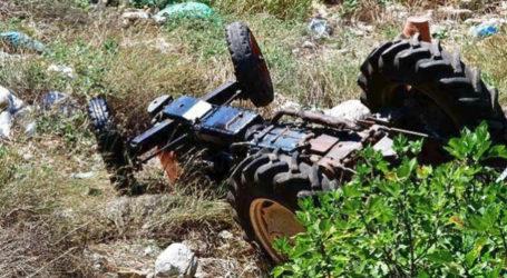 Αλμυρός: Νεκρός 72χρονος – Καταπλακώθηκε από τρακτέρ