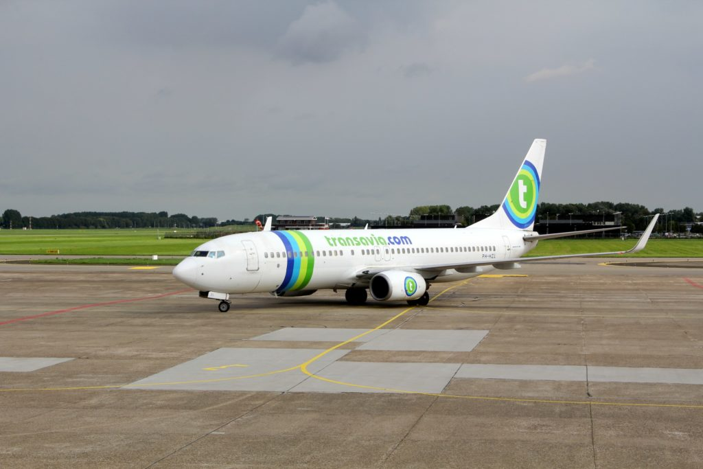 transavia airplane 5