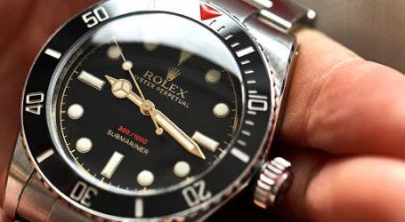 Βόλος: Προσπάθησε να πουλήσει σε κοσμηματοπώλη «μαϊμού» ρολόγια Rolex