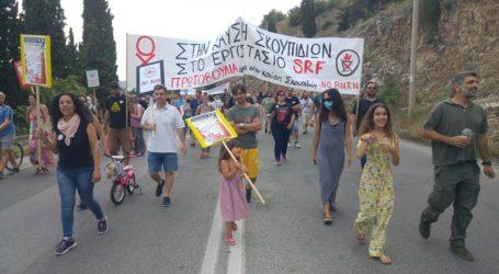 Βόλος: Τοπική γενική απεργία για την καύση RDF ζητά το «Ξεκίνημα»