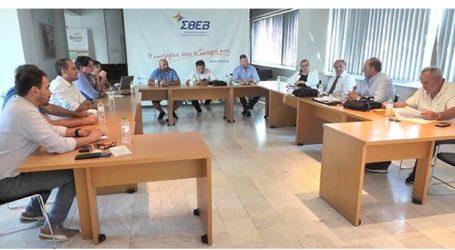 Βόλος: Στο επίκεντρο τα προβλήματα των Βιομηχανικών Περιοχών – Σύσκεψη στη Λάρισα