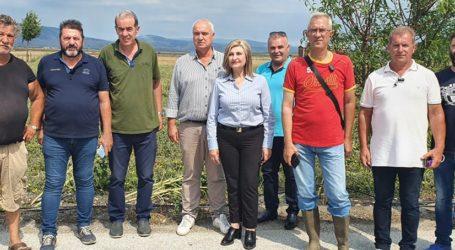 Λιακούλη: «Η καταστροφή στα χωριά του δήμου Κιλελέρ είναι ολοκληρωτική – Άμεσες αποζημιώσεις από τονΕΛΓΑ»