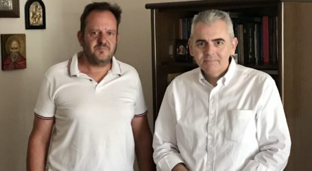 """Μ. Χαρακόπουλος: """"Επιπλέον μέτρα για τη στήριξη μικρών οινοποιών"""""""