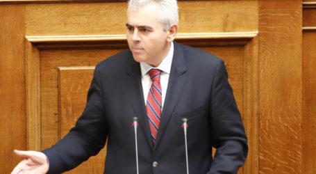 Άμεσες ενέργειες για αποζημιώσεις σε Κιλελέρ, Ελασσόνα και Τύρναβο ζητά από Βορίδη ο Χαρακόπουλος