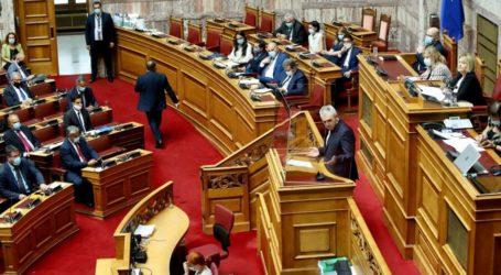 Μ. Χαρακόπουλος στη Βουλή: Κάθε θύμα σωματεμπορίας και μια τραγική ιστορία!