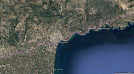 Δημοπρατείται από την Περιφέρεια Θεσσαλίας  η μελέτη του δρόμου  Μικροθήβες – Μπουρμπουλήθρα