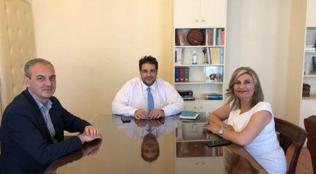 Λιακούλη: Ο Όλυμπος μπήκε στην ατζέντα του Υπουργείου Εσωτερικών