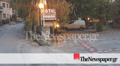 ΤΩΡΑ: Γεννητούρια στον ξενώνα προσφύγων στον Βόλο