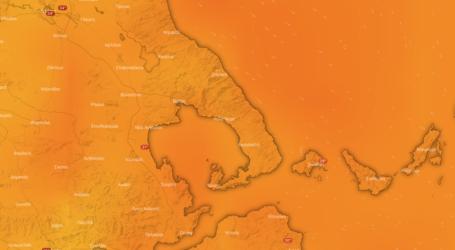 «Καμίνι»και σήμερα με 36 βαθμούς Κελσίου η Μαγνησία