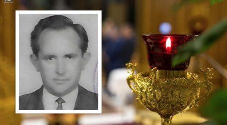 Πέθανε ο παλιός κοινοτάρχης των Σταγιατών