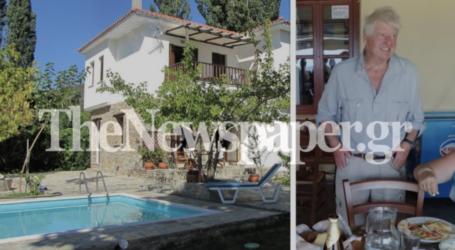 Συναντήσαμε τον πατέρα του Βρετανού Πρωθυπουργού στο Πήλιο – Το αγαπημένο του φαγητό και ο ντόρος για το ταξίδι [εικόνες]