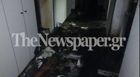 Βόλος: 25.000 ευρώ κόστισε η επίθεση με μολότοφ στην Περιφ. Ενότητα Μαγνησίας